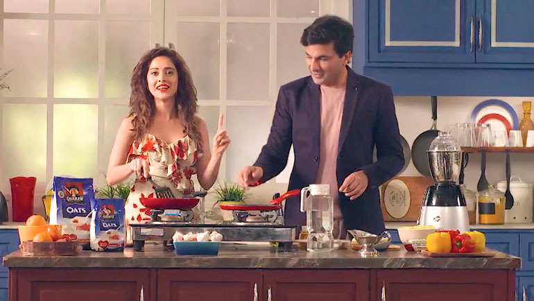 Quaker India Shows Versatility Of Oats In New Web Series