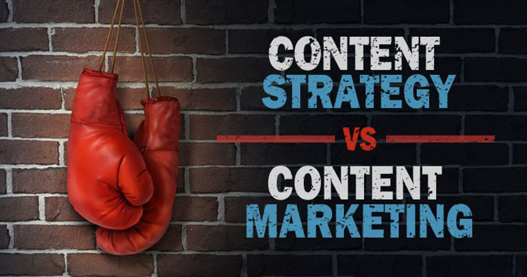 Content Strategy and Content Marketing – Not two peas in a pod