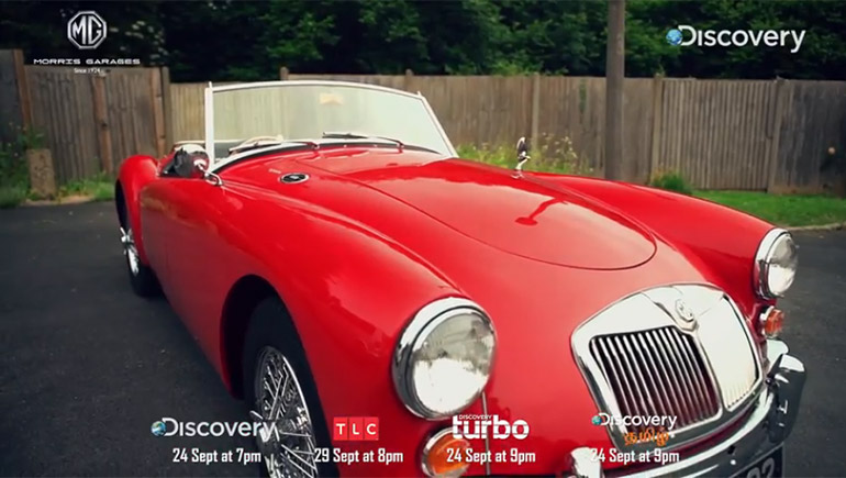 MG Motor India showcases brand legacy through documentary on